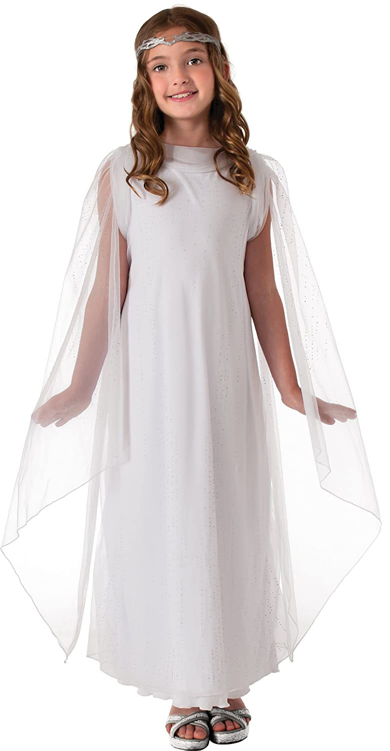 The Hobbit, Lady Galadriel Costume for Girls