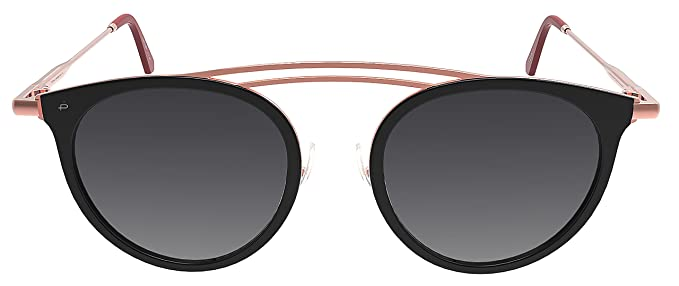 "PRIVÉ REVAUX Madelaine Collection ""Rogue"" Handcrafted Designer Sunglasses"