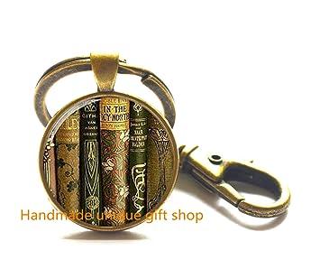 Diseño de llavero, delicado llavero y # xFF0 C; Biblioteca ...