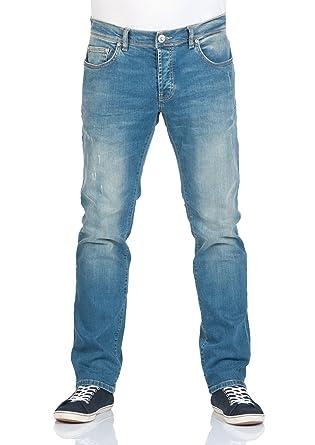 LTB Herren Jeans Sawyer - Slim Fit - Blau - Jev Wash  Amazon.de  Bekleidung 6d5d901247