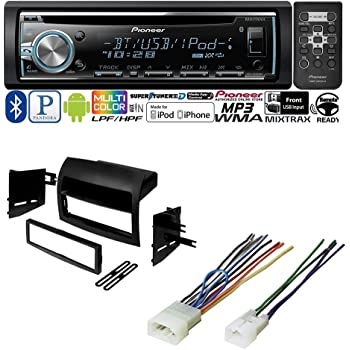 toyota tacoma 2005 2011 car stereo radio. Black Bedroom Furniture Sets. Home Design Ideas