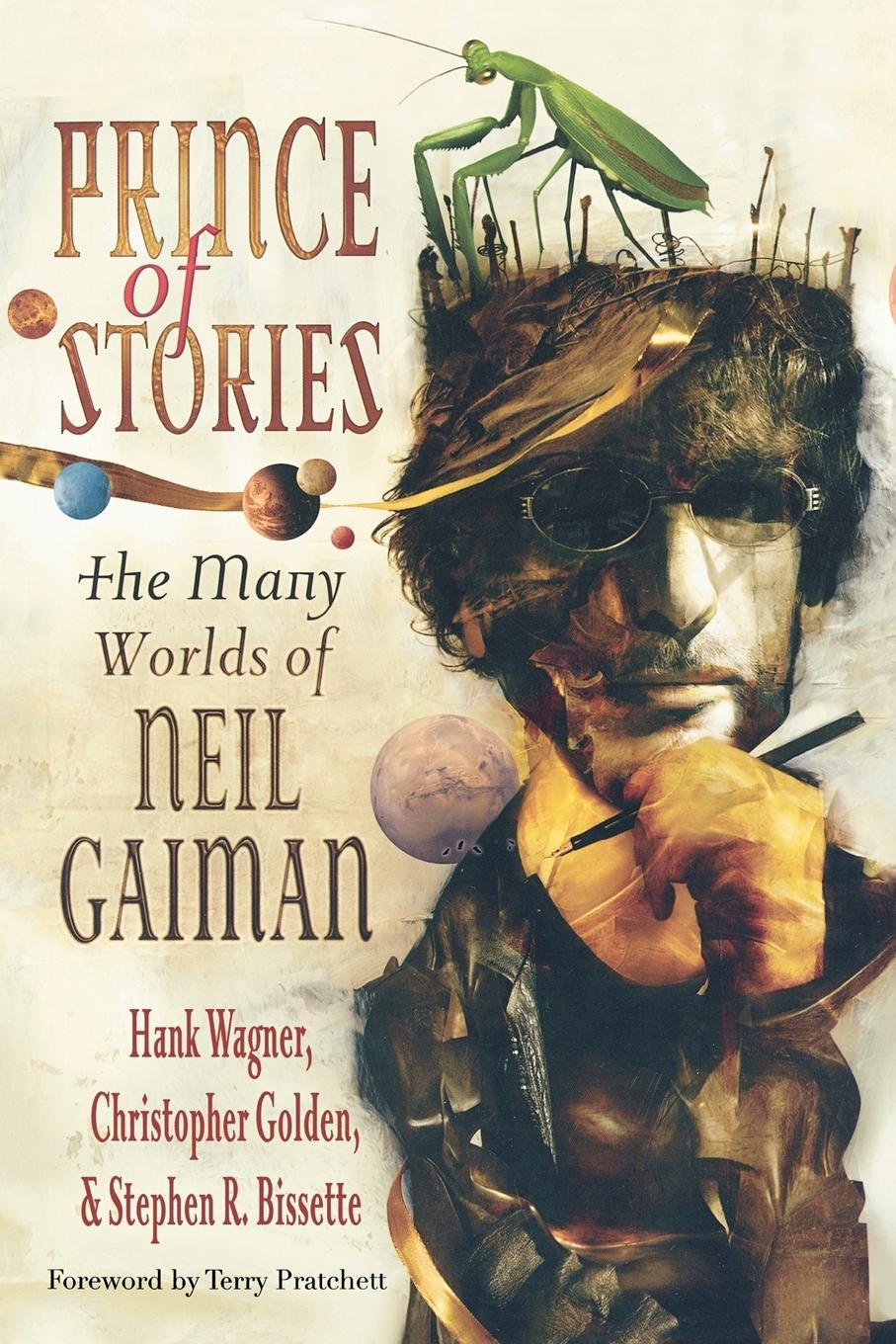 Download Prince of Stories: The Many Worlds of Neil Gaiman pdf epub