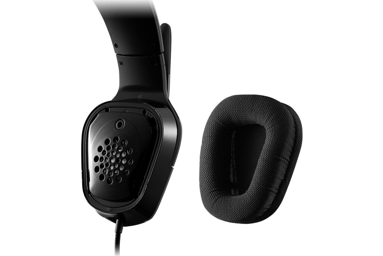 Cooler Master Sirus C Gaming Headset 'Weiße LED-Beleuchtung, Lautstärkeregler mit Stummschalter, 2.2 Channel, 44mm Treibern' SGH-4650-KC3D1 by Cooler Master (Image #6)