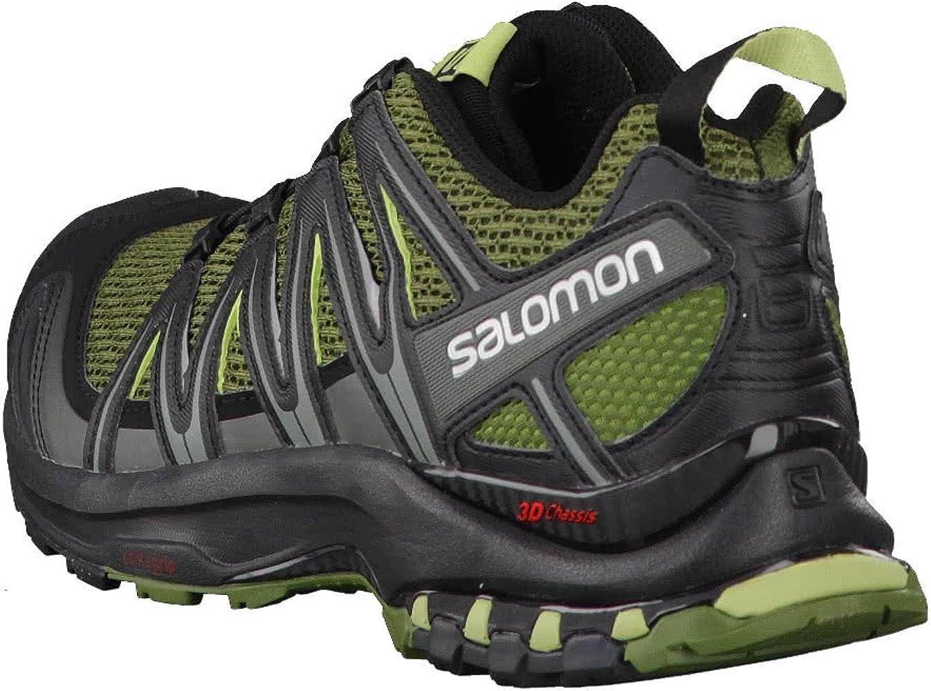 SALOMON Unisex Xa Pro 3D J Trekking-/& Wanderhalbschuhe