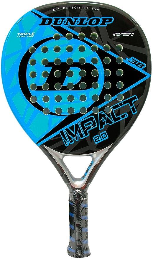 Pala de padel - Dunlop Impact 2.0 Blue 2016