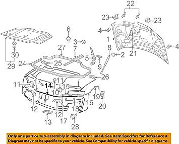 GENUINE OEM Reservoir Audi A8 S8 quattro 4E2 4E8 4E0121403G