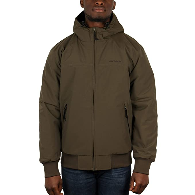 purchase cheap 55c5a 295ab Carhartt Hooded Giacca Sportiva Uomo