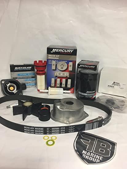 MERCURY OEM 300 Hour Maintenance Kit for L6 Verado FourStroke Outboard  8M0097859
