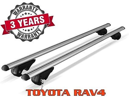 Molydon Perchero de techo para Toyota Rav4 (XA40) (con ...
