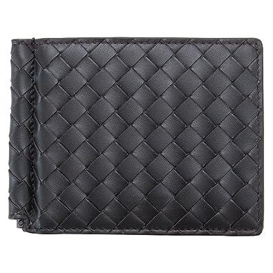 quality design e504d 8a38d Amazon | ボッテガ ヴェネタ マネークリップ 財布 二つ折り ...