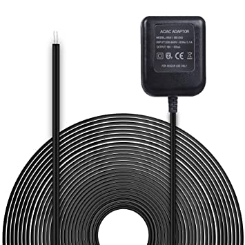 Power Adapter for Ring Video Doorbell/Ring Doorbell 2/Ring Doorbell Pro