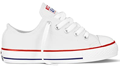 Converse Chuck Taylor All Star Classic Optical White 7J256 Toddler 4
