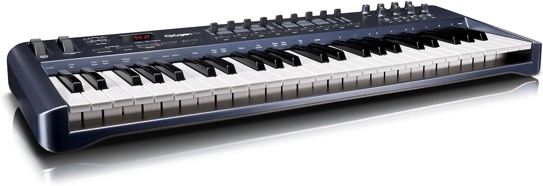 M-Audio Oxygen 49 9900-53006-00 - Teclado MIDI (49 teclas ...