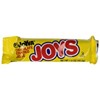 Joyva Raspberry Joys, 1.5-Ounce Packages (Pack of 36)