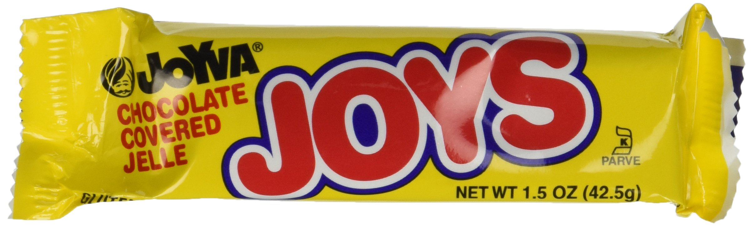 Joyva Raspberry Joys, 1.5-Ounce Packages (Pack of 36)