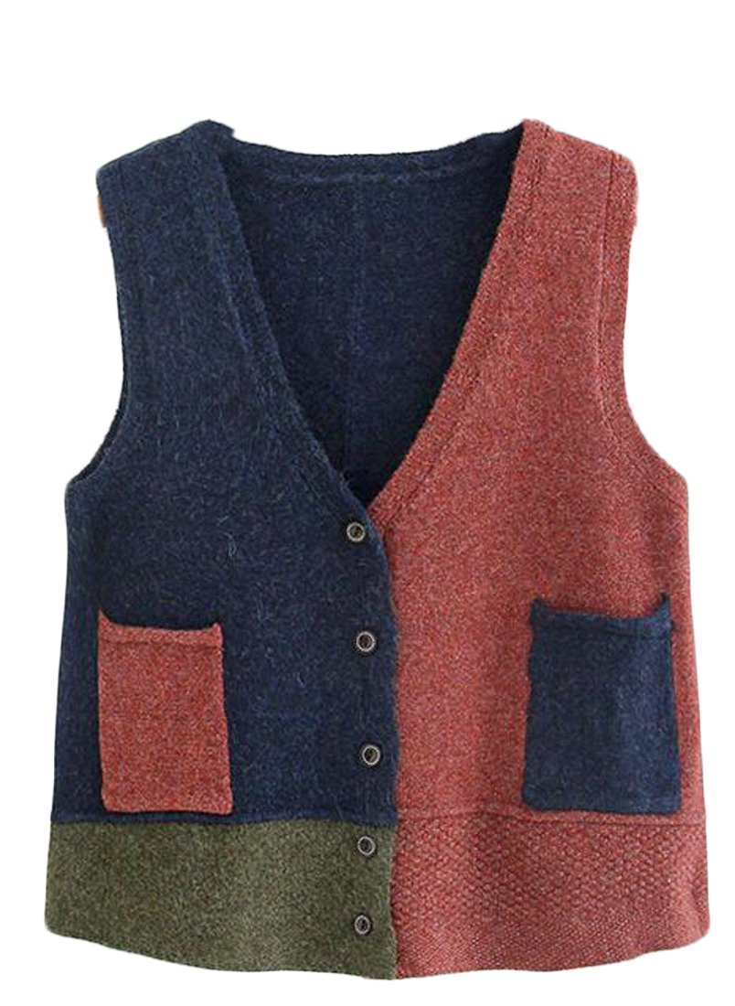 Best Deals On Button Up Sweater Vest - SuperOffers.com