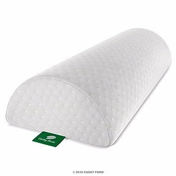 Amazon.Com: Back Pain Relief Half-Moon Bolster / Wedge By Cushy