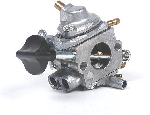 Carburatore Filtro Aria Kit per Stihl BR500 BR550 BR600 Zaino Soffiatore Spare