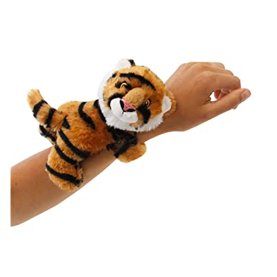 "Blip Toys Tiger Wrist Hugger by Animal Planet (APPR. 8""): Toys & Games"