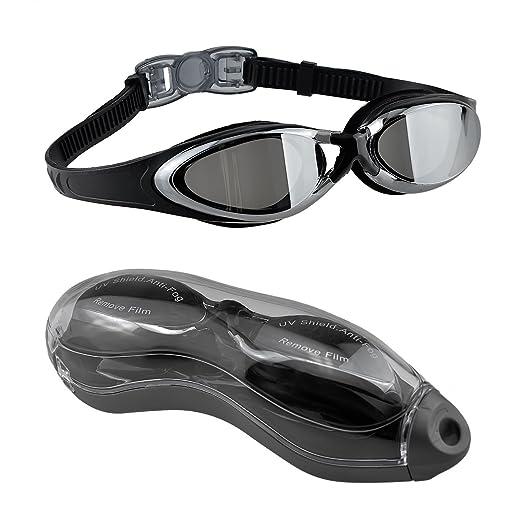 92 opinioni per Occhialini da nuoto, EveShine occhialini da nuoto specchiati con lenti