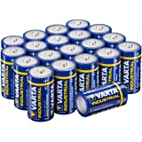 Varta Industrial Batterie C Baby Alkaline Batterien LR14 - 20er Pack, Made in Germany