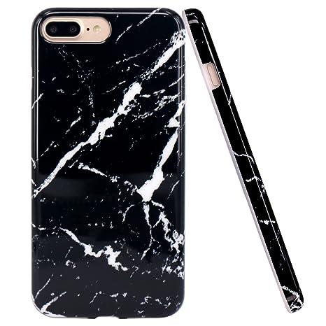 MMY Carcasa iPhone 8 Plus Funda étui-Case Transparente ...