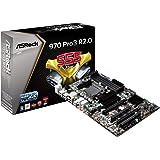Asrock 970 PRO3 R2.0 Carte mère socket AM3+, ATX, AMD 970, DDR3, 6 x SATA III, HDMI, 4 ports USB 3.0
