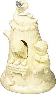 """Department 56 Snowbabies Peace Collection """"It Takes a Village"""" Porcelain Figurine, 7.15"""""""