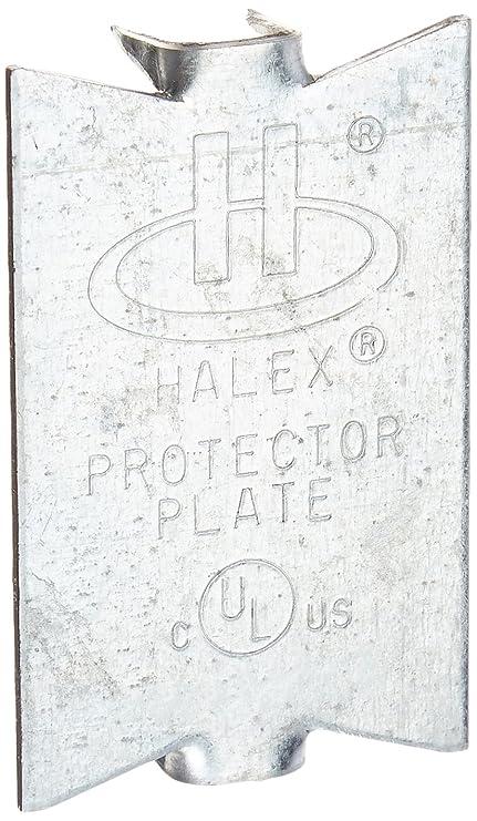Halex 62899 50 count Conduit Nail Plate - Sink Strainers - Amazon.com