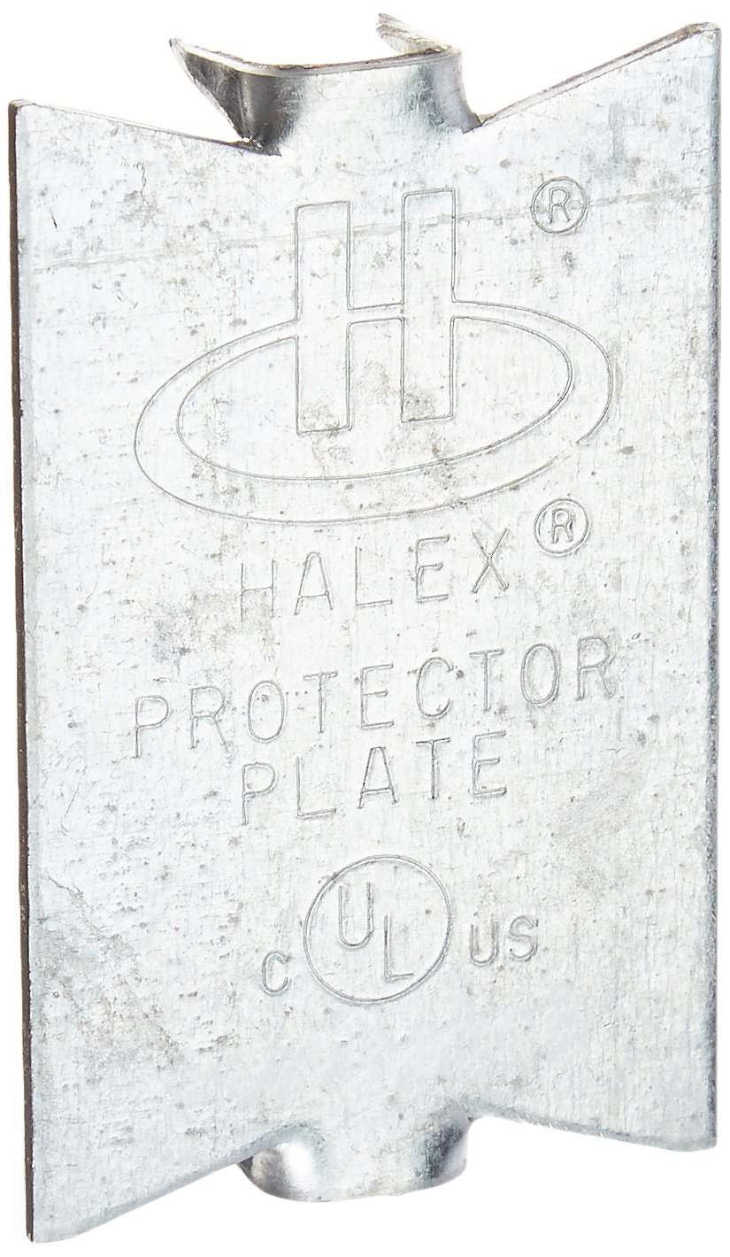 Halex 62899 50 count Conduit Nail Plate