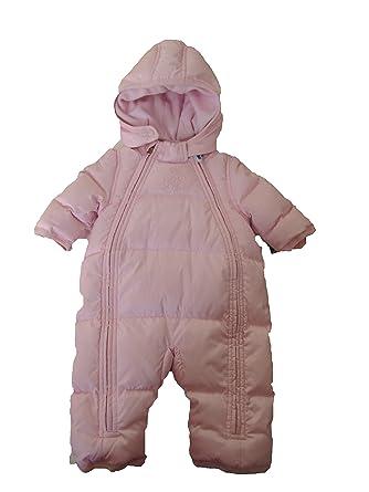 a3d8538eac02 Amazon.com  Ralph Lauren Snowsuit Baby-Girls Size 9 Months Pink ...