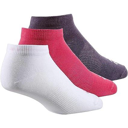 adidas Cf7372 Calcetines, Unisex niños, Rosa (rosrea/Blanco/purtra),