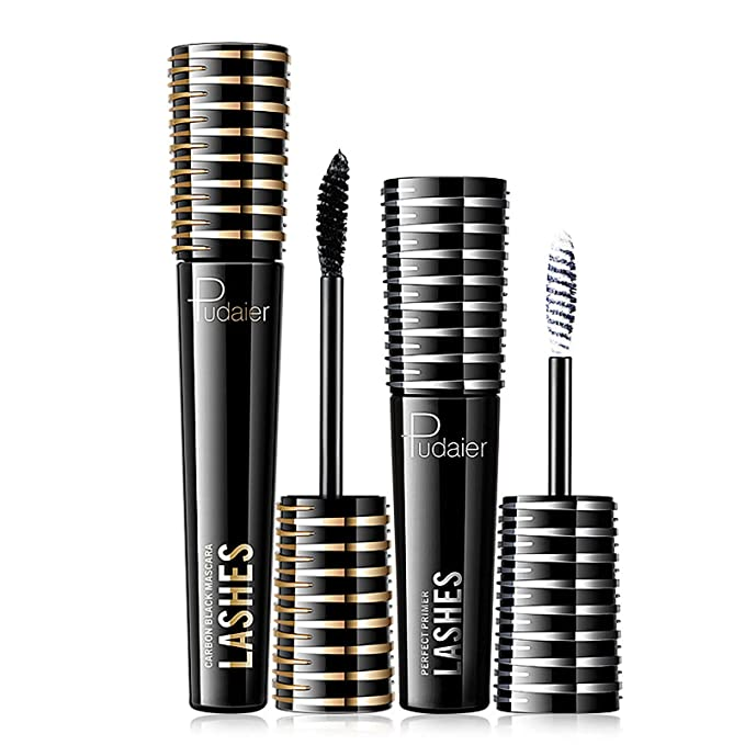 Amazon.com : Mascara, Xshows 4D Silk Fiber Lash Mascara Waterproof Smudge-proof Mascara to Extend Eyelash Length and Volume for Long Lasting : Beauty