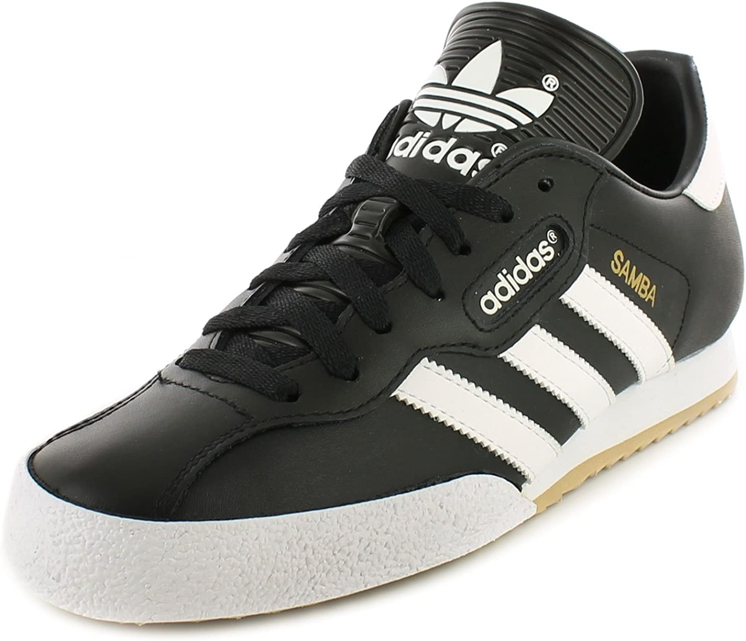 thoughts on quite nice outlet for sale Adidas Samba Super - Basket Homme Chaussure Football En Salle Cuir ...