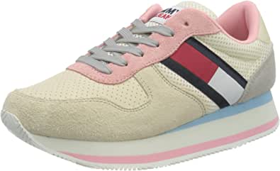 Tommy Jeans Flatform Runner, Zapatillas Mujer