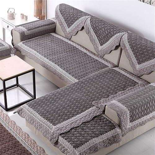Grey Leather Sectional Sofa Amazon Com