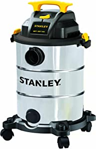Stanley Wet/Dry Vacuum, 8 Gallon, 4 Horsepower