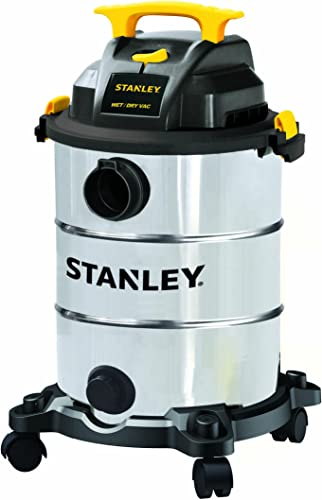 Stanley Wet Dry Vacuum SL18117,8 Gallon 4 Peak HP Shop Vac