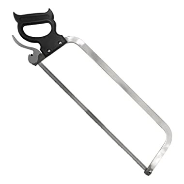 Weston Butcher Saw with 22 Inch Stainless Steel Blade (47-2201)