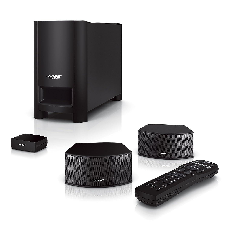 Amazon.com: Bose CineMate GS Series II Digital Home Theater Speaker System:  Home Audio U0026 Theater