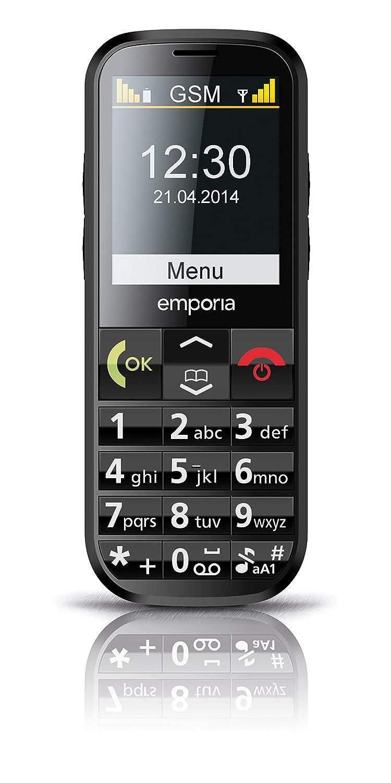 Emporia C160 - Móvil libre (pantalla 2.2