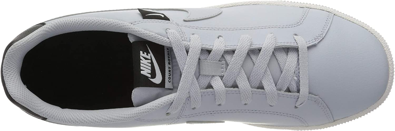 Nike Court Royale Tab, Chaussures de Tennis Homme Sky Grey Sky Grey Black White