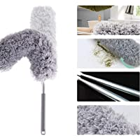 Plumero extensible microfibra alcance extensión100 pulgadas,plumero plumas lavable