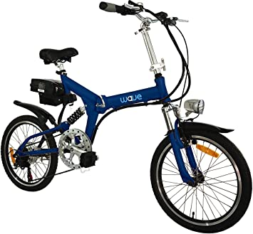 Fastest Electric Bike >> Wave Electric Bike Folding Bike Fastest And Most Affordable