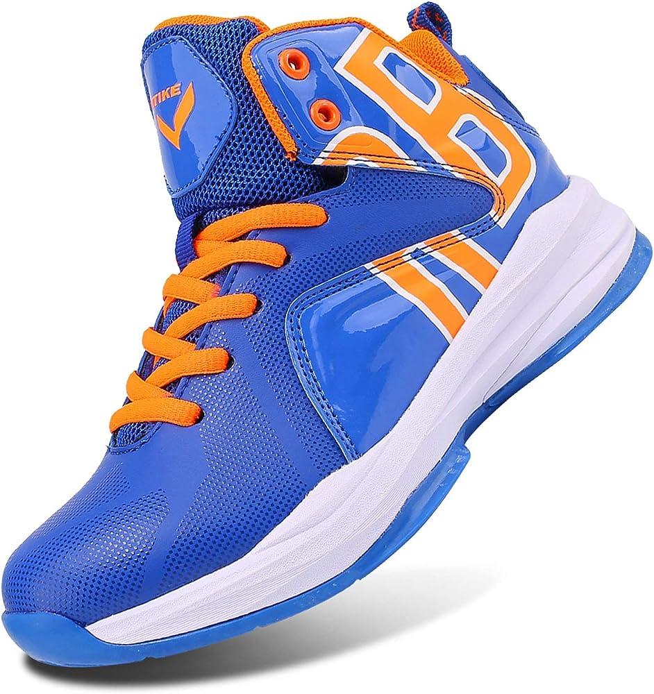 Zapatos de Baloncesto Hombre Alto para Ayudar a los Zapatos ...