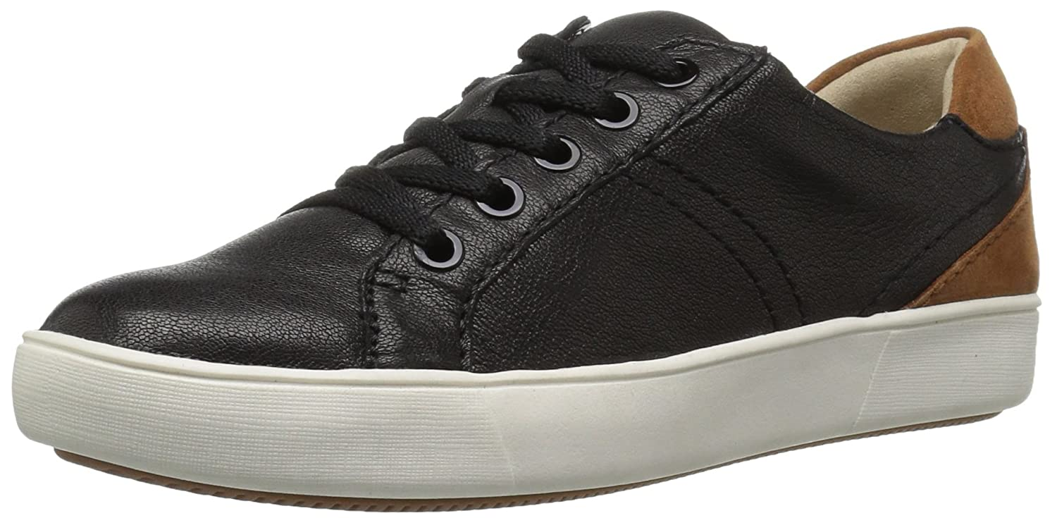 Naturalizer Women's Morrison Fashion Sneaker B01I4PR5O6 10 W US|Black
