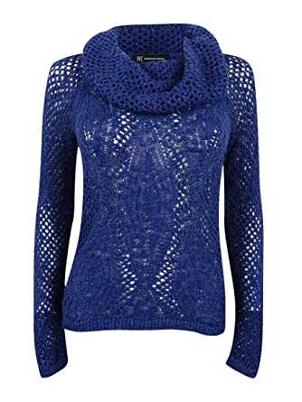 61a7486ea73f5 Image Unavailable. Image not available for. Color  INC International  Concepts Women s Cowl-Neck ...