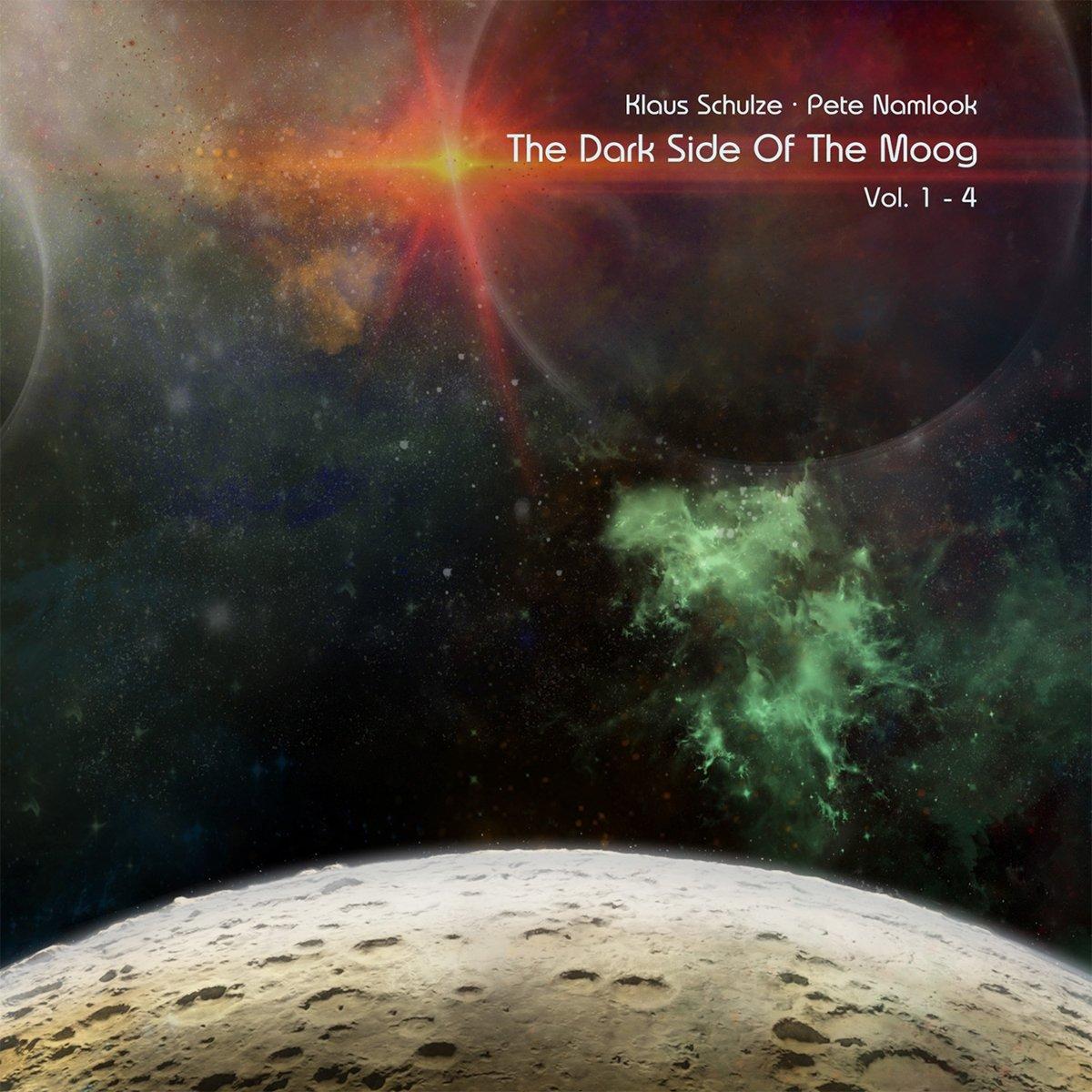 Dark Side of the Moog 1-4