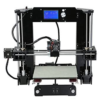 Topjoy A6 impresora 3D de escritorio marco de acrílico filamento ...