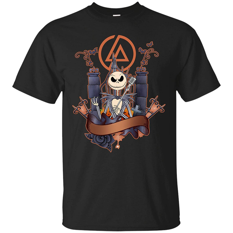 Linkin Park T Shirt Halloween for Men NowShopTrend Jack ...